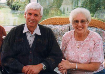 Ray & Phyllis Harvey