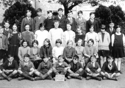 School photo 1928
