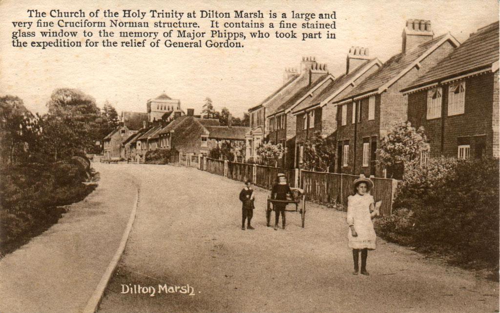 Dilton Cottages & Hig Street