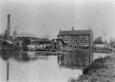 Charles Case & Sons tannery