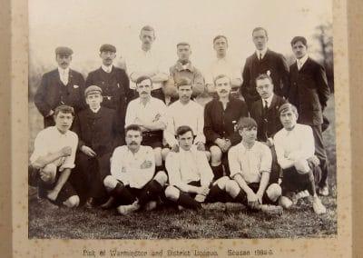 Football team 1904-5