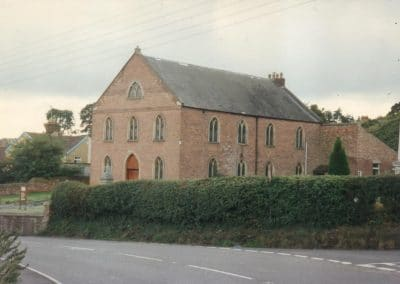 Penknap Chapel 1990