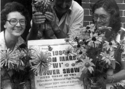 WI Flower Show 1984