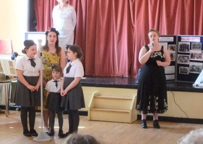 Wartime songs from Dilton Junior Players