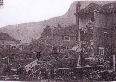 Leigh Road Bomb